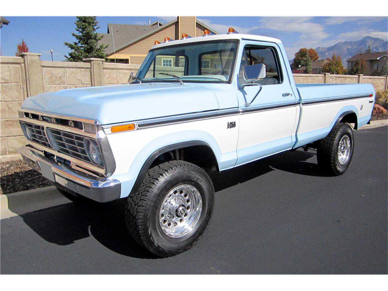 1975 Ford F250 >> 1975 Ford F250 For Sale In F26yrx30114