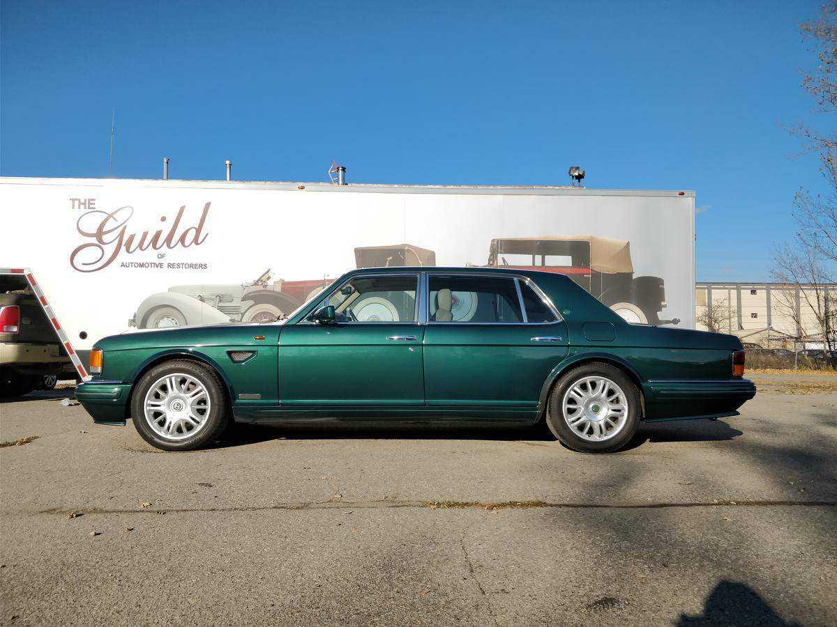 1998 Bentley Brooklands For Sale In Bradford