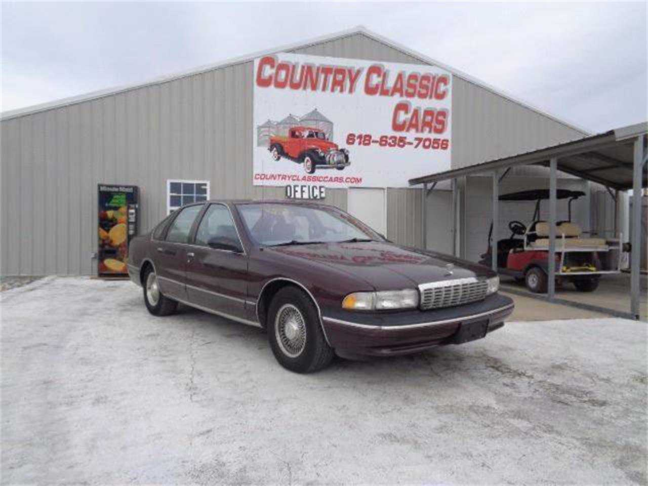 All Chevy 1996 chevrolet caprice wagon : Chevrolet CAPRICE For Sale