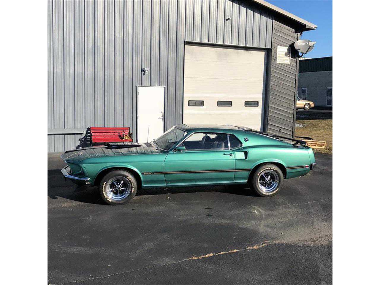 1969 Ford Mustang Mach 1 For Sale In Alsip Il 40