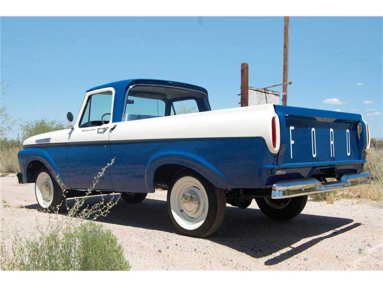 1961 Ford F100 For Sale In F10ck172176 Radio Trim