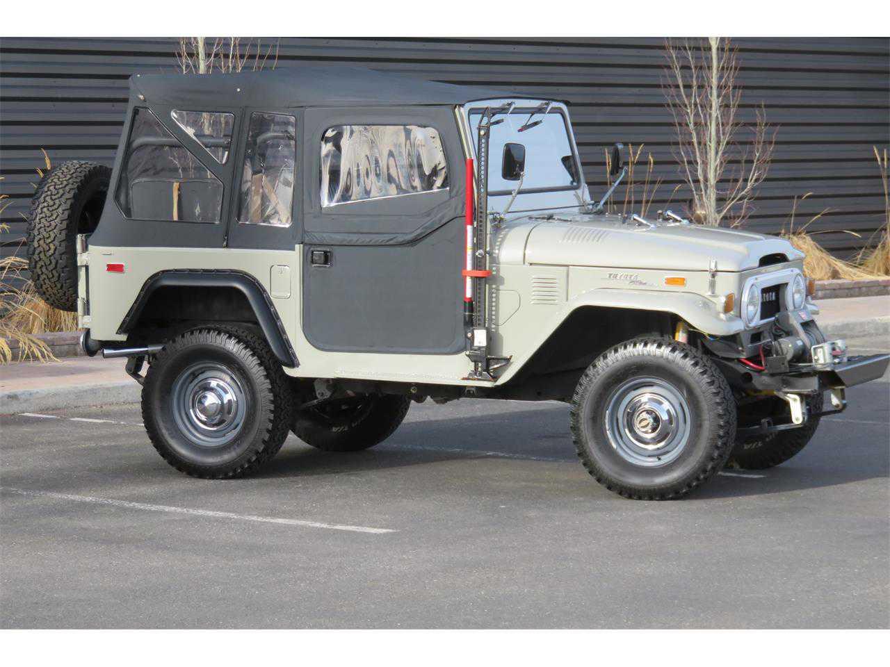 1973 Toyota Land Cruiser Fj For Sale In Hailey Id Fj401438812