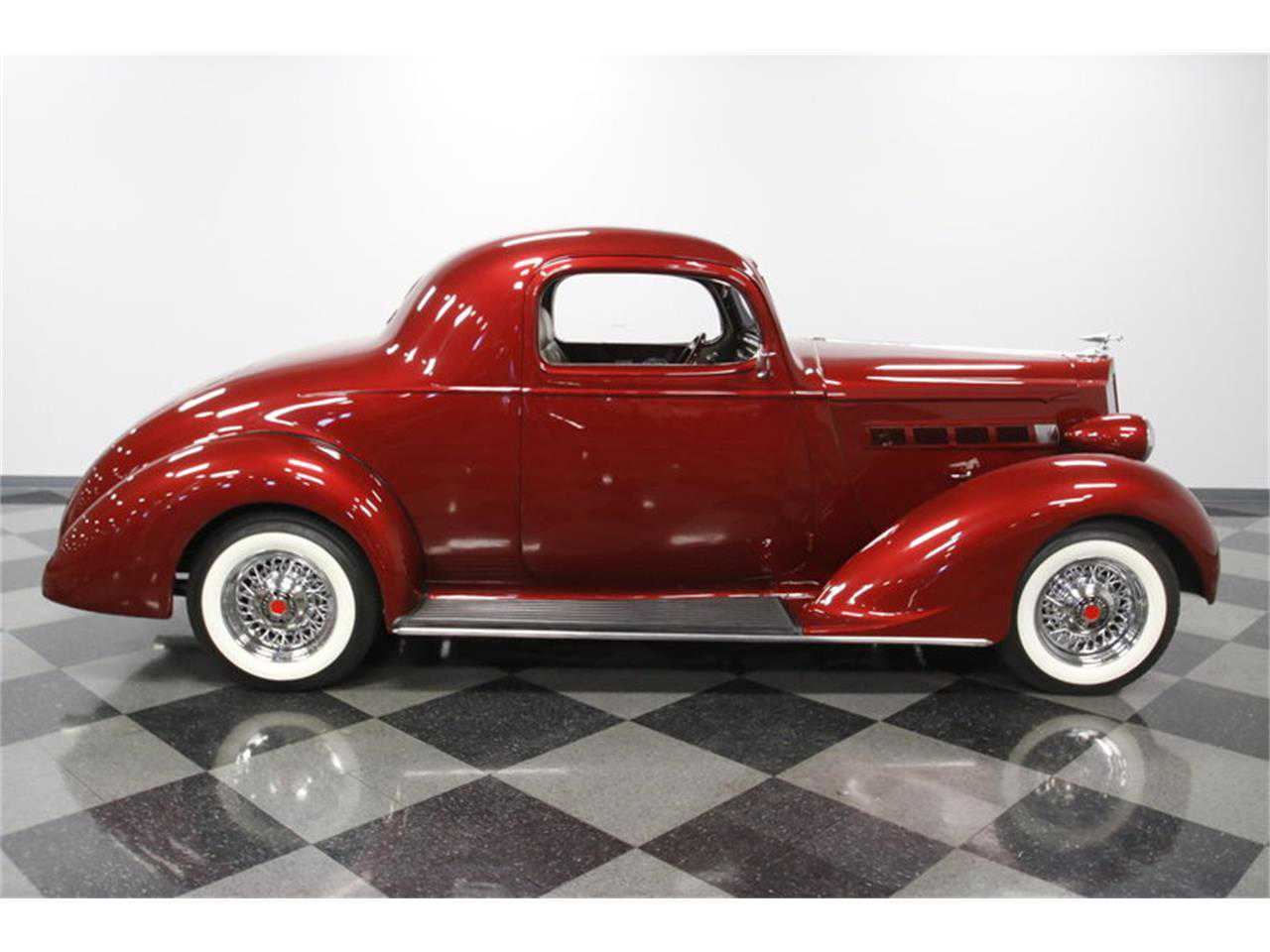 1937 Packard 115 Business Coupe Restomod for sale in Concord, NC