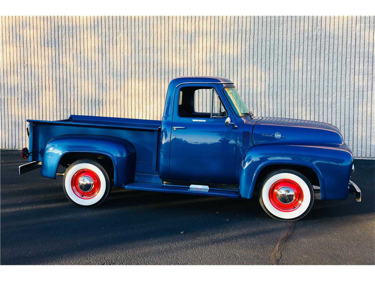 1955 Ford F100 For Sale In F10v5h65967