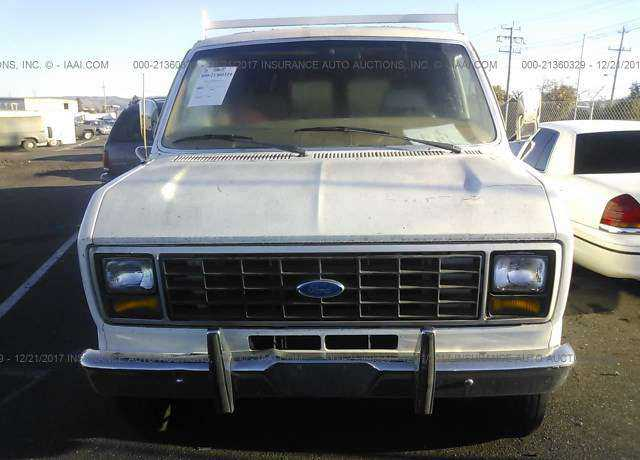 1983 FORD Econoline for sale in Fremont, CA | 1FMEE24Y9DHA96345