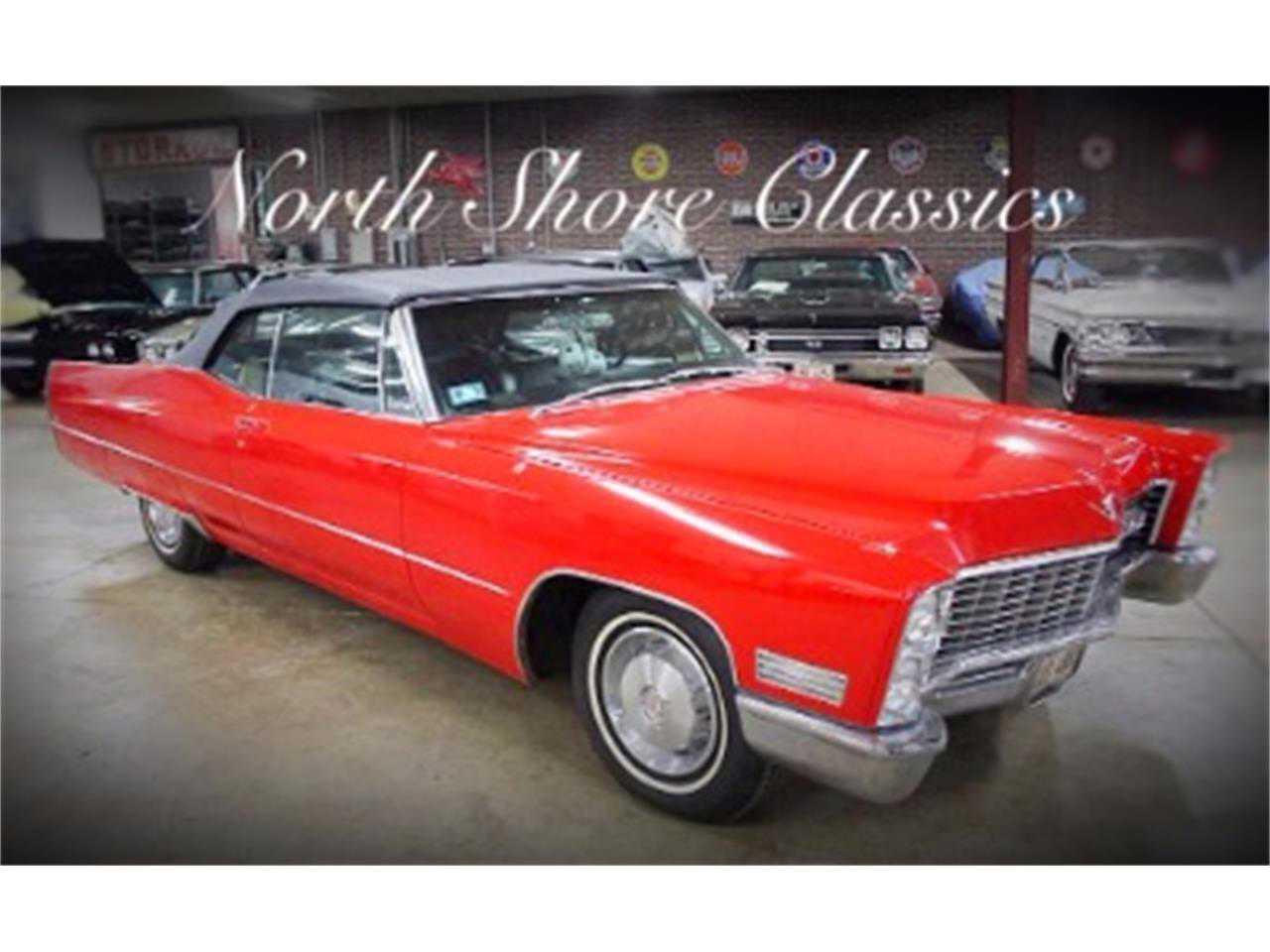 1967 Cadillac De Ville For Sale In Texas 1951 Sedan Deville