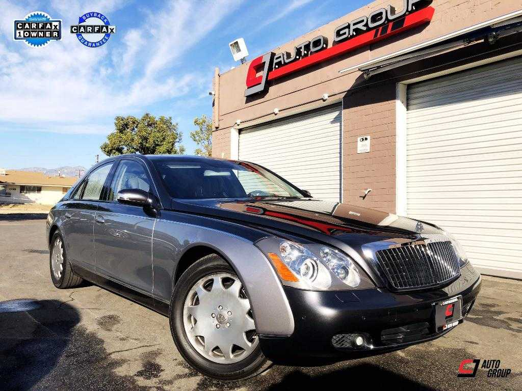 Used maybach for sale for Chicago fine motors mccook il