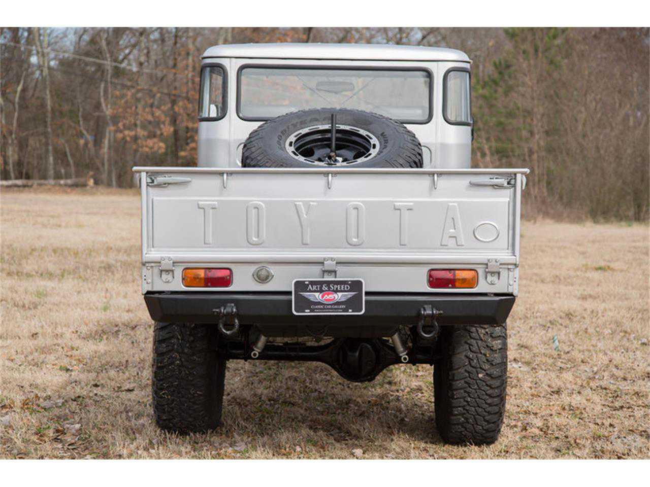 1965 Toyota Land Cruiser Fj45 Pickup For Sale In Collierville Tn Prev