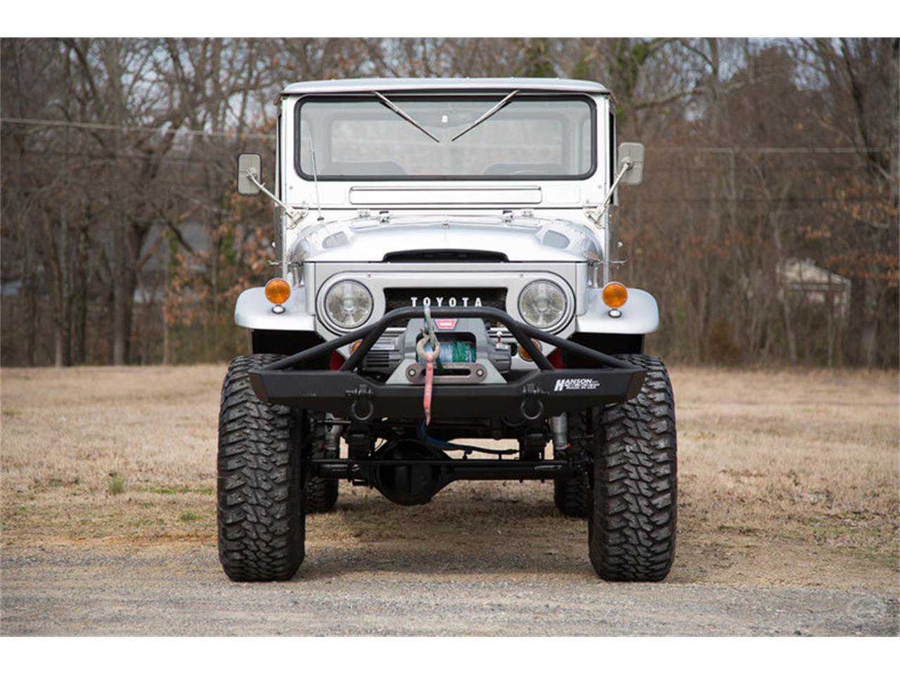 1965 Toyota Land Cruiser FJ45 Pickup for sale in