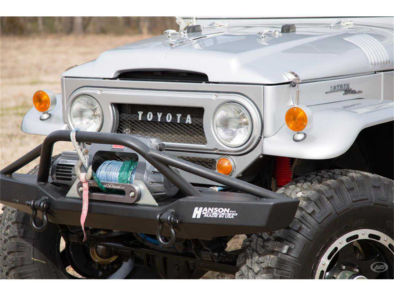 1965 Toyota Land Cruiser Fj45 Pickup For Sale In Collierville Tn