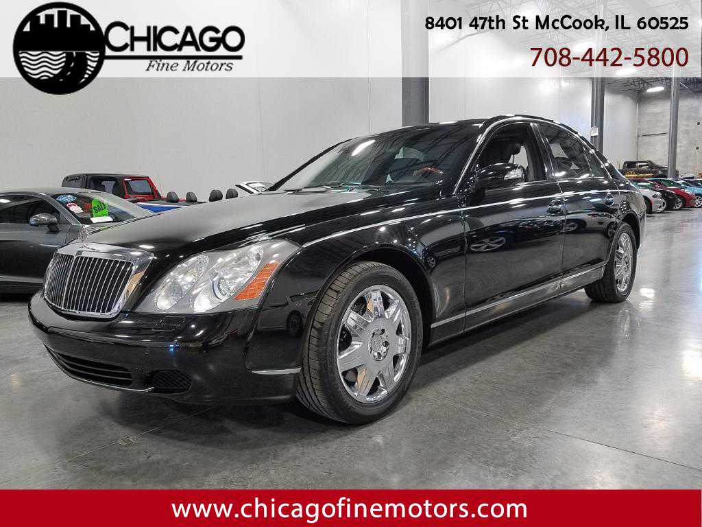 Maybach for sale for Chicago fine motors mccook il