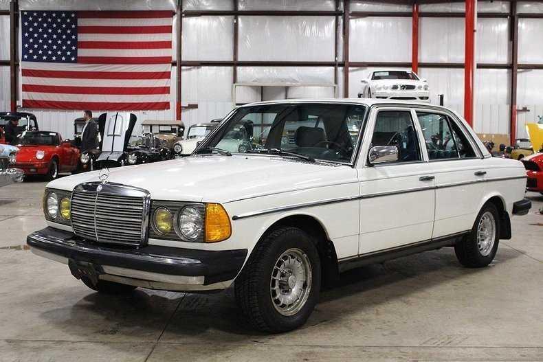 1982 Mercedes Benz 300D