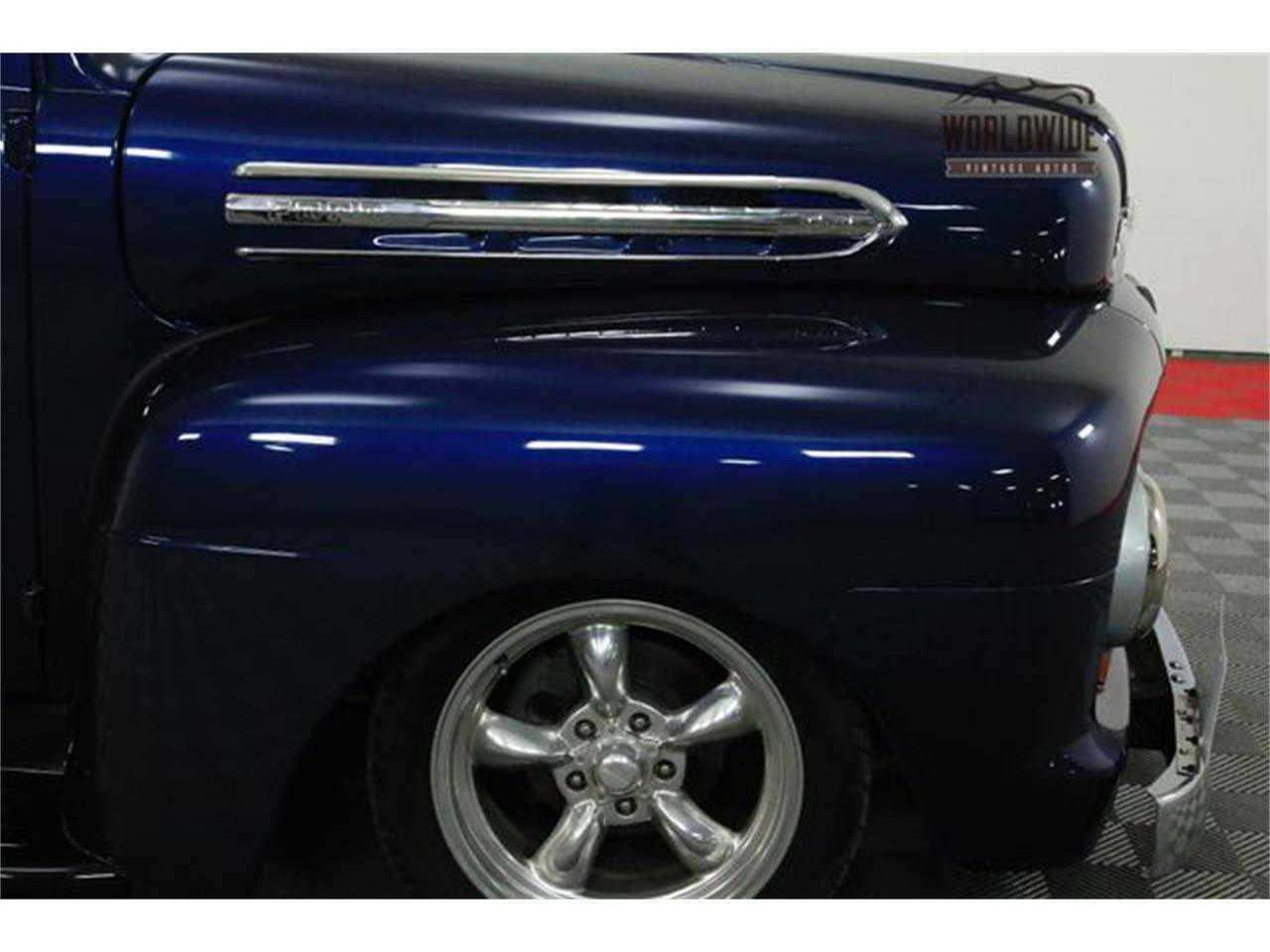 1951 Ford F100 For Sale In Denver Co F1r1kc11207 Custom Prev