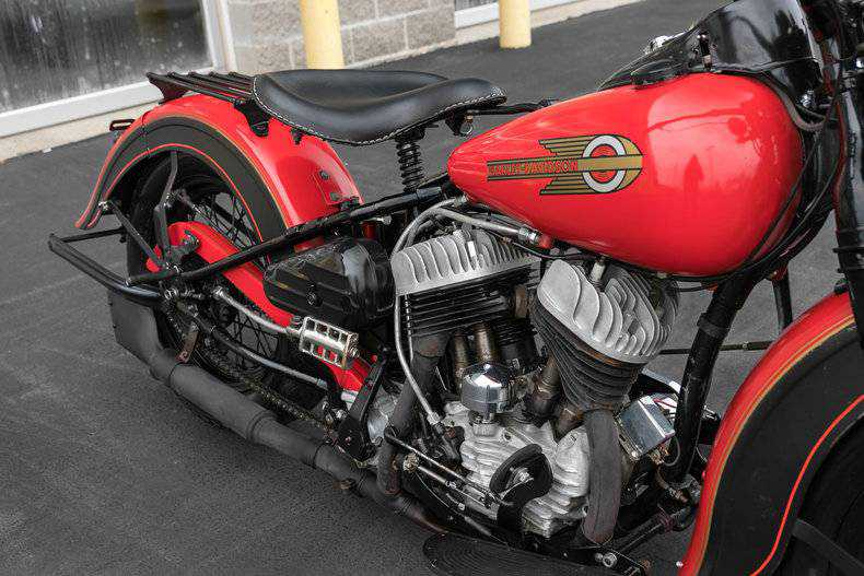 1941 Harley-Davidson WLA Military for sale in St  Charles, MO