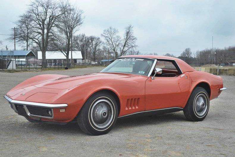1968 chevrolet corvette for sale in cincinnati oh. Black Bedroom Furniture Sets. Home Design Ideas