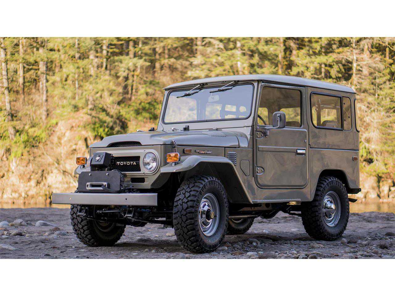 1974 Toyota Land Cruiser Fj40 For Sale In Fj40167204 1990