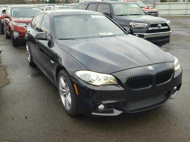 WBAFZ9C50DD090628 BMW 5 series F10 Hybrid 5 2012