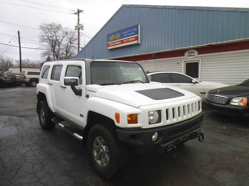 2007 hummer h3 for sale in alden ny 5gtdn13e778117479. Black Bedroom Furniture Sets. Home Design Ideas