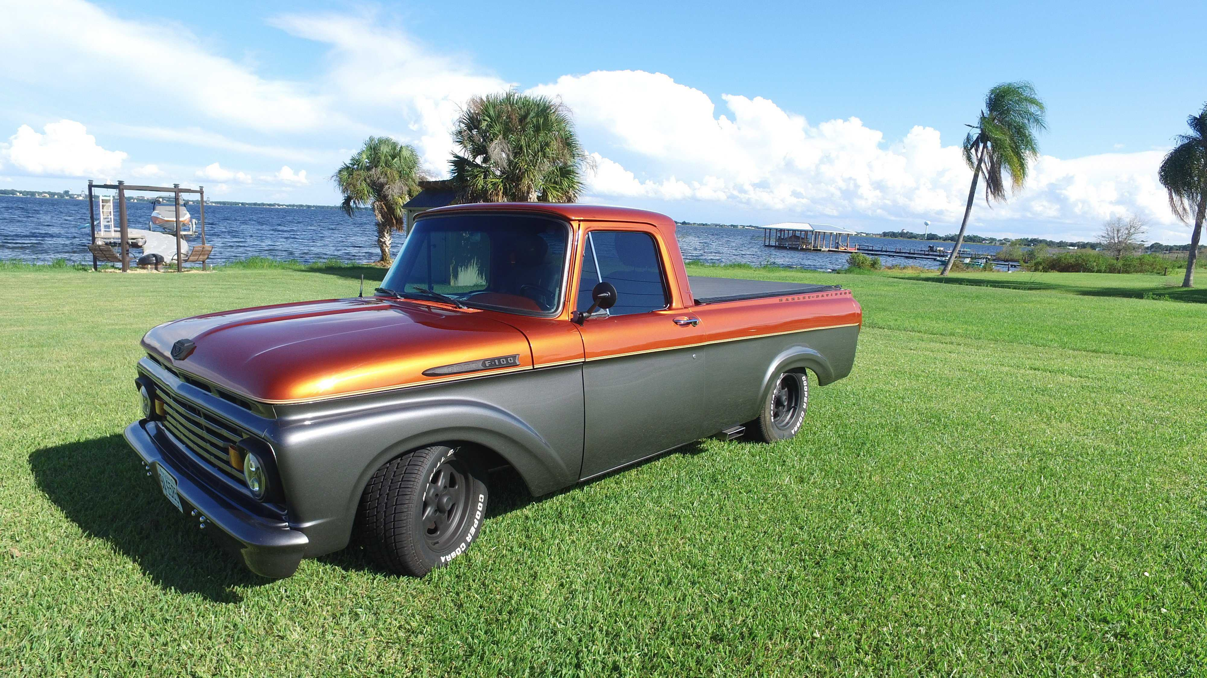 1961 Ford F100 For Sale In Sebring Fl F10jn380583 Pickup