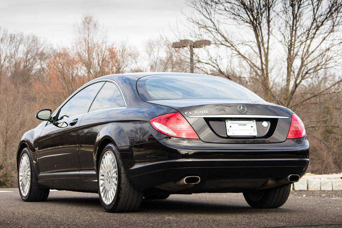 2007 Mercedes-Benz CL600 for sale in San Francisco, CA ...