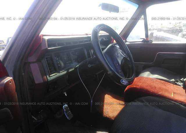 1986 Ford F150 For Sale In Phoenix Az 1ftcf15n9gka45460