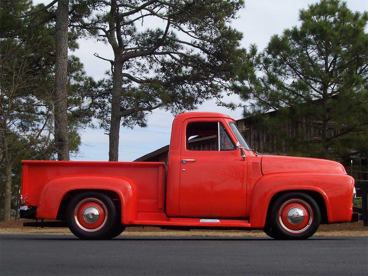 Ford F100 For Sale In Villa Rica Ga 1955 Long Bed