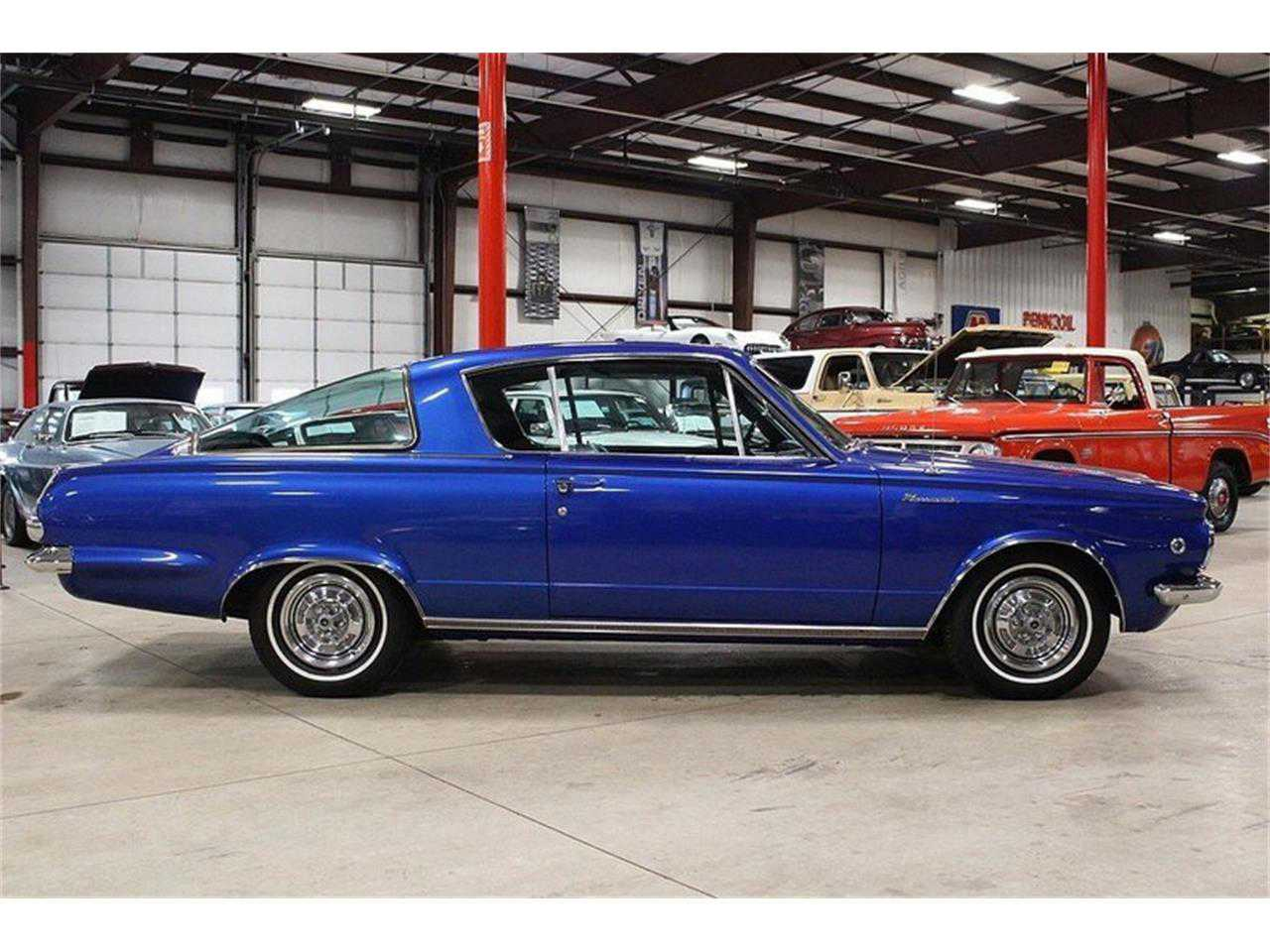 1965 Plymouth Barracuda for sale in Grand Rapids, MI | V85197270