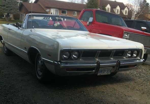 1969 Dodge Monaco for sale in Woodland Hills, CA   DH27G9R288205