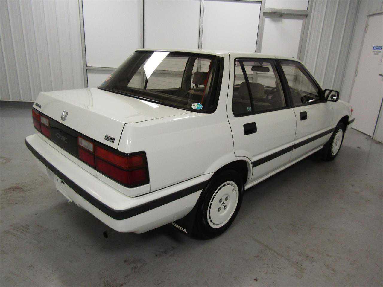 1987 Honda Civic for sale in Christiansburg, VA   00000000AK1306009