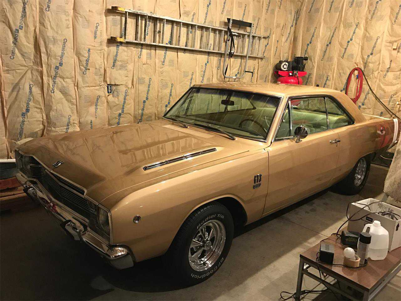 1968 Dodge Dart Gts For Sale In