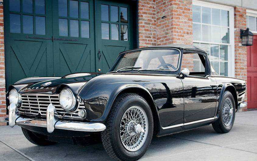 1964 Triumph TR4 for sale in San Francisco, CA | CT29023L