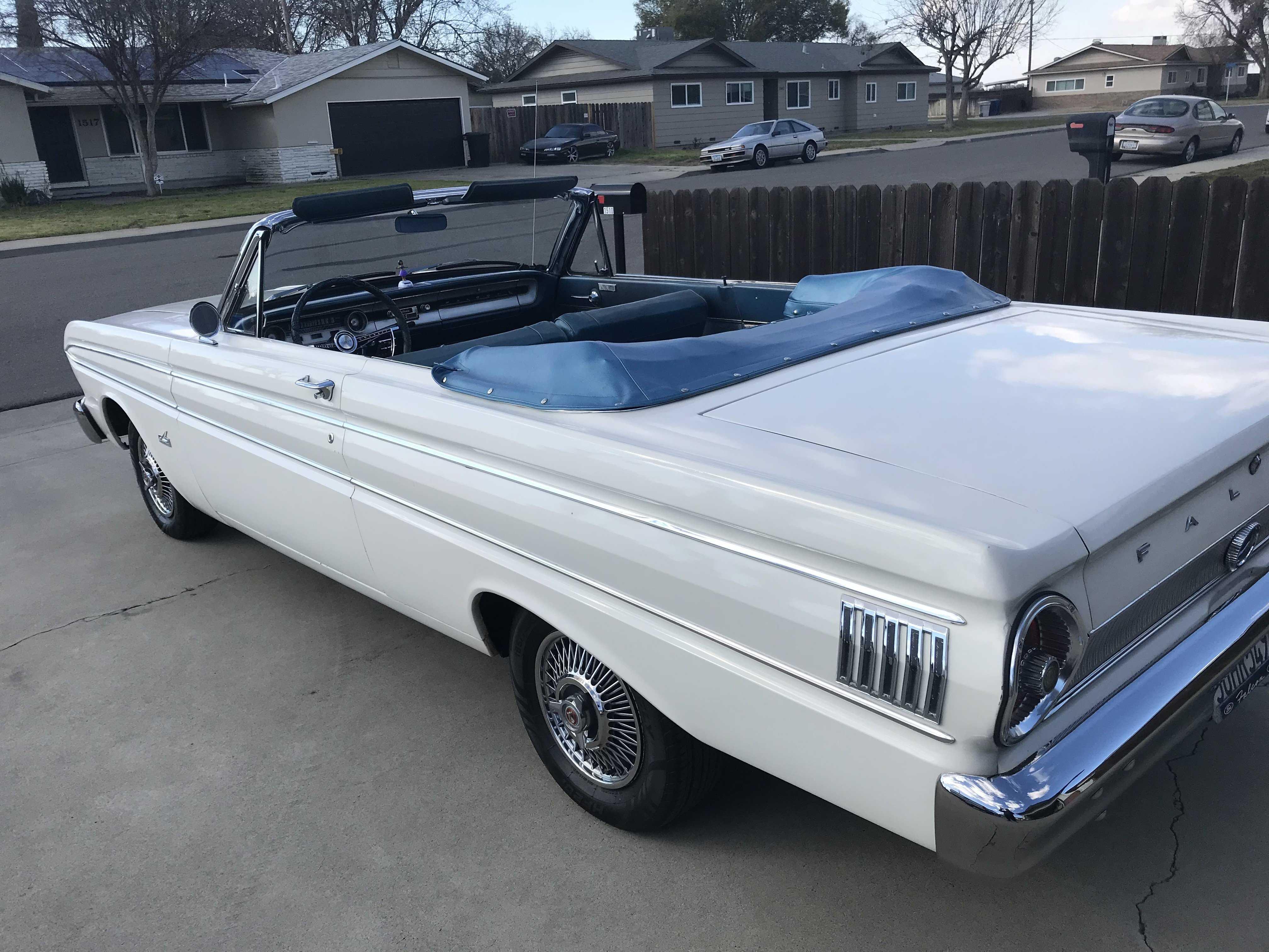 1964 Ford Falcon For Sale In Lemoore Ca Futura