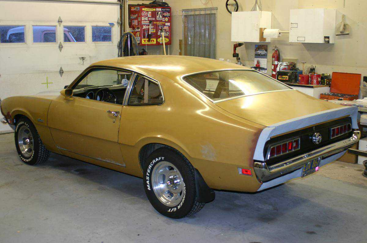 1970 Ford Maverick For Sale In Gresham Or 1972 Wiring Harness Kits
