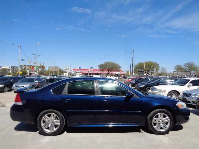used Chevrolet Impala 2012 vin: 2G1WG5E30C1241869