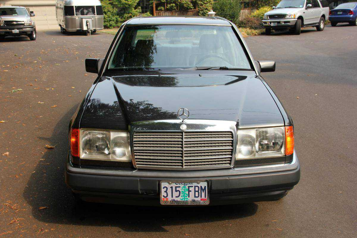 1992 Mercedes Benz 400e For Sale In San Francisco Ca Wiring Harness W124