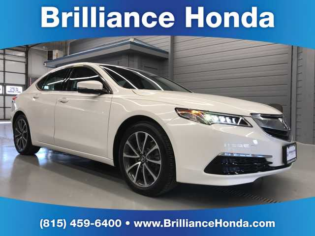 ... 2015 Acura TLX For Sale In Crystal Lake, IL   $25999.00 ...