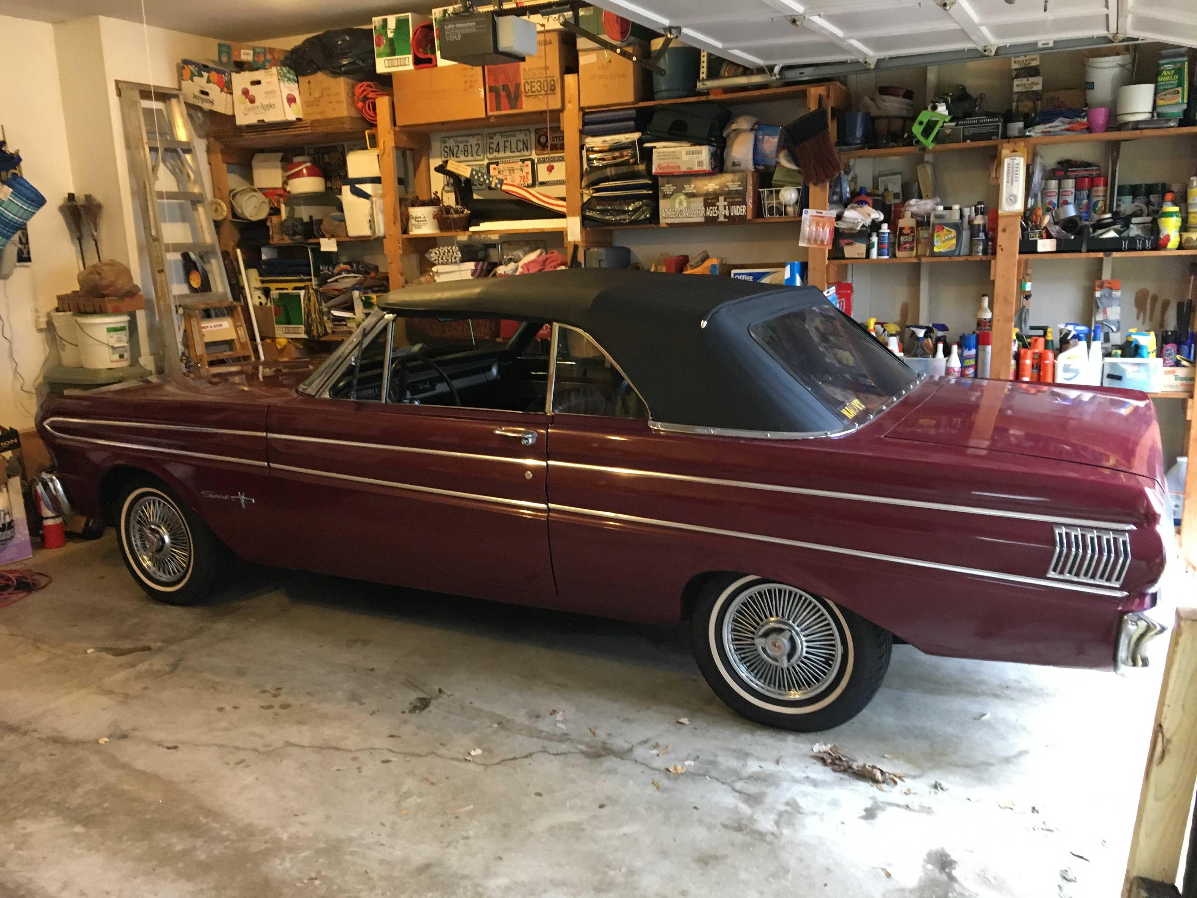 Ford For Sale In Fairfax Va 1964 Grand Torino Falcon