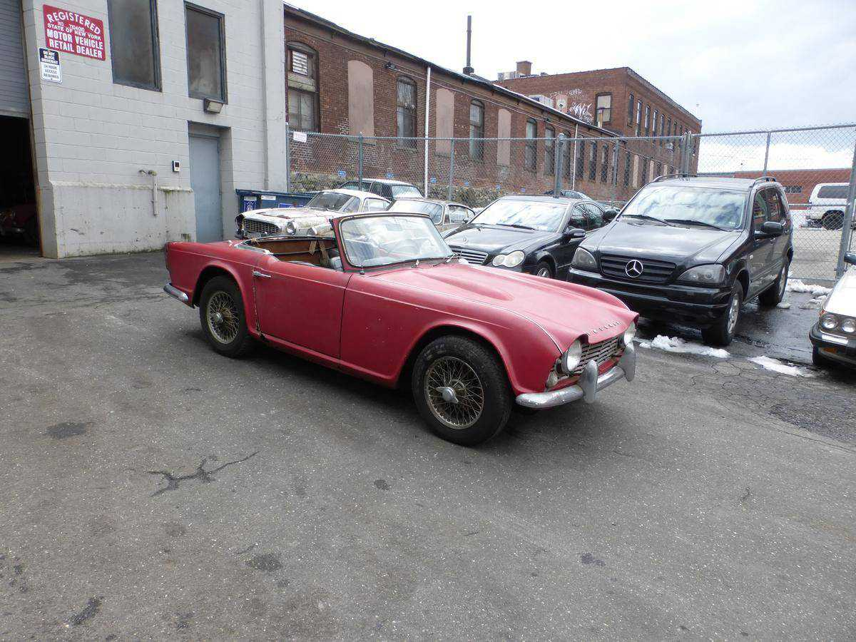 1965 Triumph Tr4 For Sale In College Point Ny