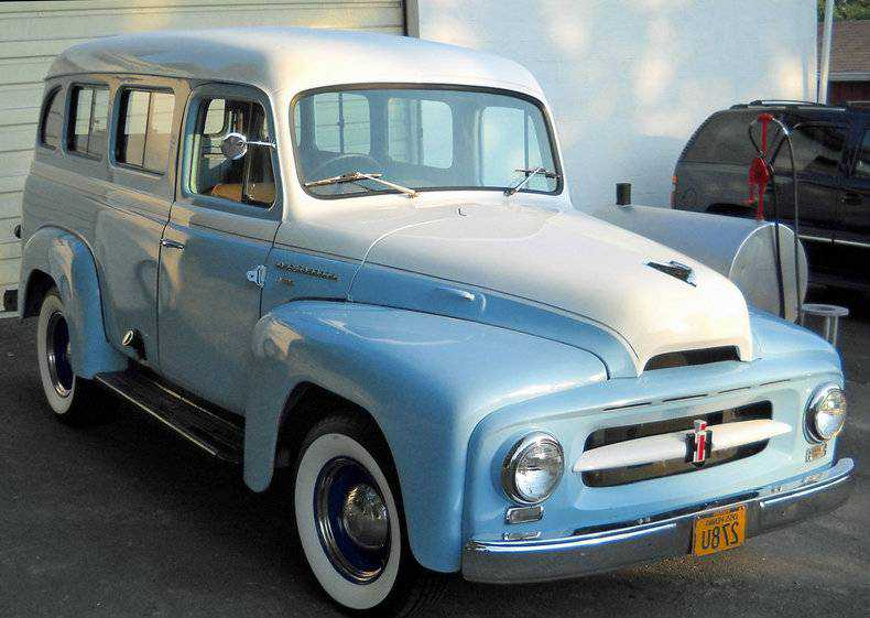 1955 International Travelall for sale in West Chester, PA