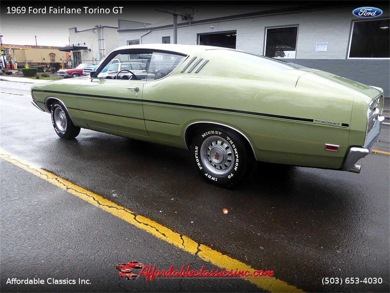 1969 Ford Fairlane Muscle Cars Torino Gt For Sale In Gladstone Or