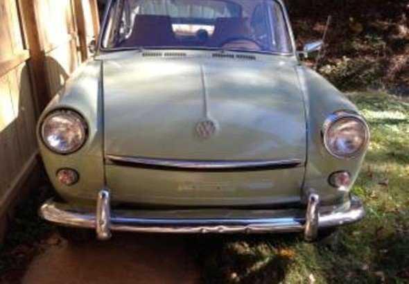 1969 Volkswagen Fastback for sale in LAS VEGAS, NV  