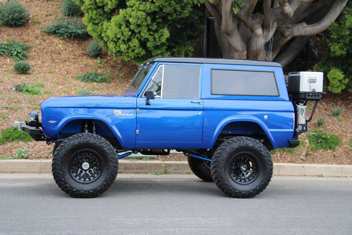 1968 ford bronco for sale in chatsworth ca. Black Bedroom Furniture Sets. Home Design Ideas