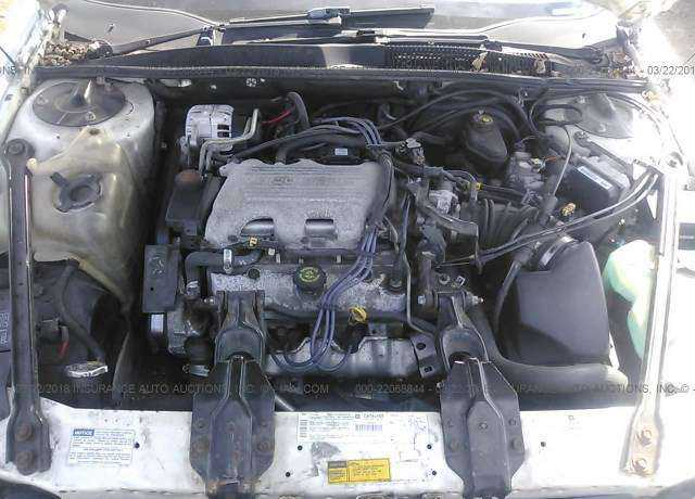 1997 oldsmobile cutlass supreme specs
