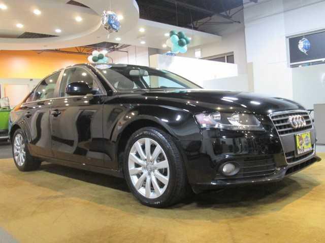 Audi A4 2012 $9495.00 incacar.com