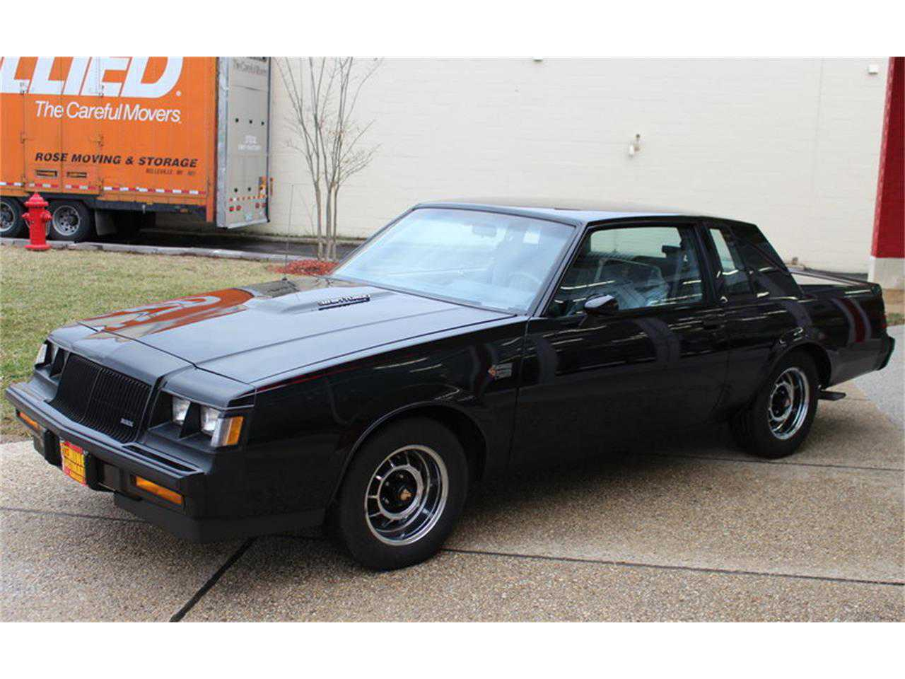 buick sale parting for authority gnx reason a gm with some ways someone regal blog is