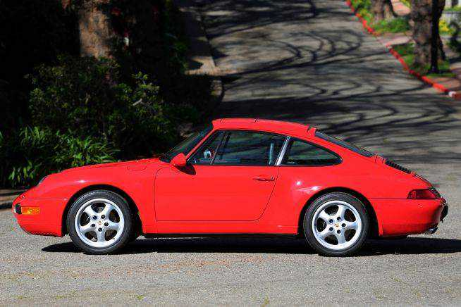 1997 Porsche 993 for sale in Emeryville, CA |