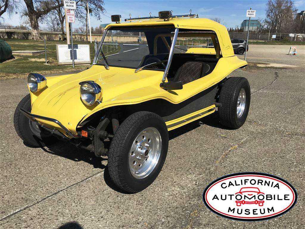 1971 Volkswagen Dune Buggy for sale in Sacramento, CA |