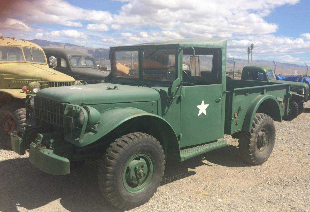 1953 Dodge M37 for sale in Indio, CA |
