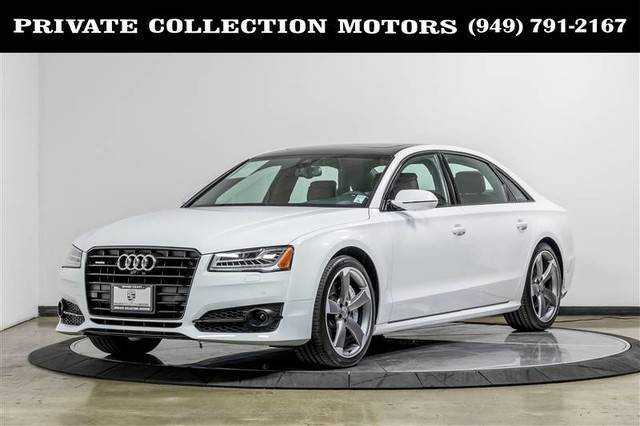 Audi A For Sale In Costa Mesa CA - 2018 audi a8 for sale