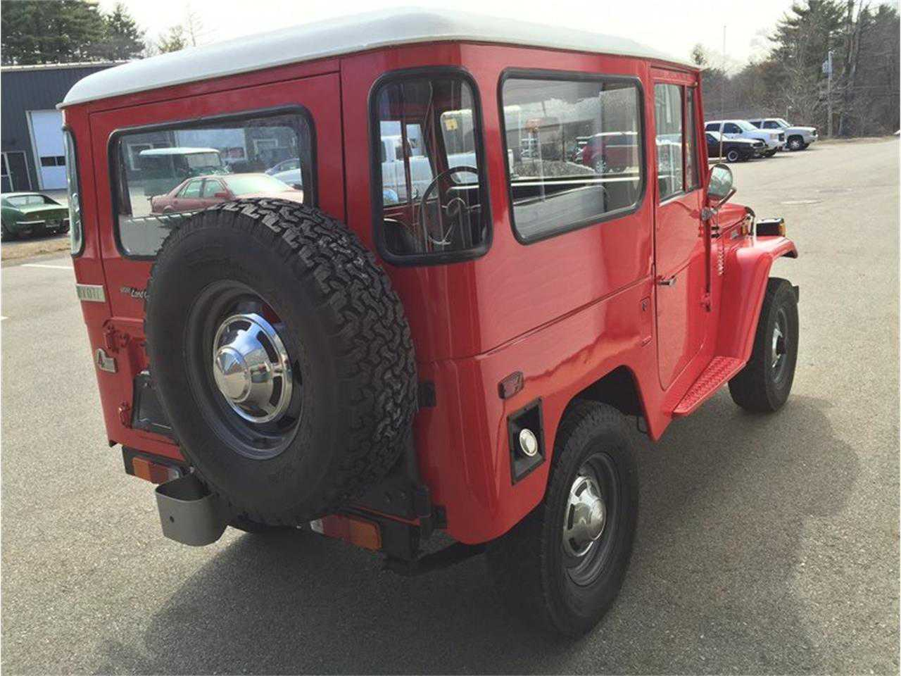 1973 Toyota Land Cruiser Fj40 For Sale In